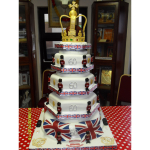Kool Cakes Bake a Cake for the Queens Diamond Jubilee