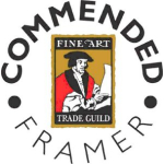 All Brampton Framers now Guild Commended Framers!