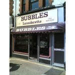 Bubbles, Biscuits and Blankets at Teddington Laundry
