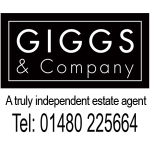 "Giggs & Co Estate Agents - Now Officially "" The Best of St Neots business"