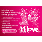14 Days of Love - Todays Prize...