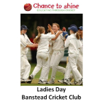 Ladies Day at Banstead CC – Women & Girls Cricket - @surreyladies @womencricket @Banstead_CC