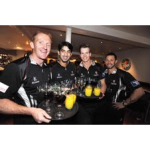 Somerset CCC players raise over £2500