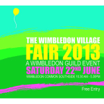 Wimbledon Village Fair 2013