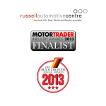 Will Russell Automotive win Garage of the Year?