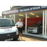 Shrewsbury vehicle hire firm moves as part of expansion