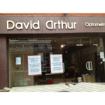 Just what are they up to at David Arthur Opticians?