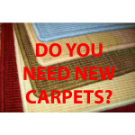Is it time to replace your carpets?