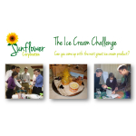Could your team do the Ice Cream Challenge from The Sunflower Corporation – Epsom  @sunflowercorp