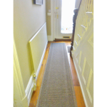 Hall runners just £7 per metre at the carpet mill bury