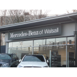 Mercedes Benz of Walsall Complete £1 Million Refurbishment