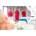 Wedding fair delight, starring the Haywood Sisters!