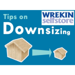 Top Tips if you are Downsizing – Moving Home in Shropshire