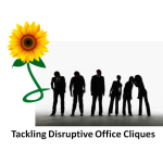 Tackling Disruptive Cliques in the Office – with help from The Sunflower Corporation @sunflowercorp