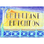 Brighton and Hove's Schoolchildren decorate City Centre