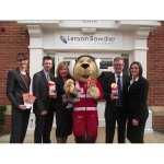 Lanyon Bowdler in Midlands Air Ambulance Walk4Life