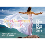 It's Spinal Awareness week this week...