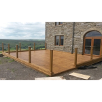 Entertain outdoors with decking from S&S Joinery