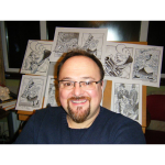 David Leach the Comic Book Editor will be at WinterCon