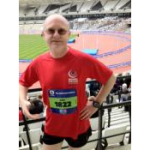 John Bishop and two of the team are running in the Ealing Half Marathon