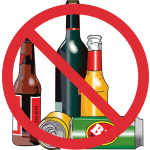Stop-Sober for October! No alcohol for the entire month of October 2014!!!!