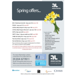 Spring 2015 Offers and courses from Alliance Learning