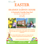 The whole family are invited to Eramus Darwin House in Lichfield this Easter