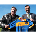 Chance to play alongside club legends in charity match at Shrewsbury Town FC