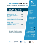 May & June Special offers and courses from Alliance Learning!