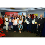 Horwich Firm celebrates North West Learners at Annual Awards Evening