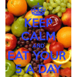 Are you getting your 5-a-day?