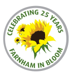 Blooming Art 2015 Art Competition receives Farnham in Bloom Certificate of Excellence