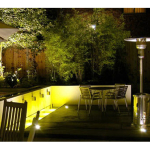 Garden and Pond Lighting in Walsall