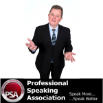 Congratulations to @gesspeaking -  professional member of the Professional Speakers Association @psauk