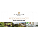 Wedding Show this coming Sunday