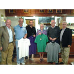 Haverhill Golf Club raise £1400 for St Nicholas Hospice Care