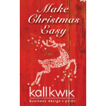 Christmas made easy with Kall Kwik Printers Farnham