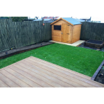 Making the most of your outdoors space with Woods Landscaping.