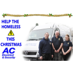 Help the Homeless This Christmas with AC. Electrical