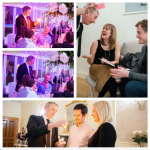 Walsall Wedding magician Owen Strickland at Alrewas Hayes