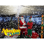 Meet Santa at AdventureLand in Walsall