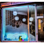 A festive welcome to Cloud9 Beauty Rooms in Ulverston