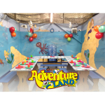 A range of exciting kids parties at AdventureLand in Walsall!