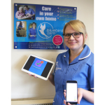 Shropshire Care Company introduces pioneering real-time technology app to improve customer care