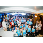BUSINESS OF THE YEAR AWARD WINNERS CELEBRATE THEIR SUCCESS