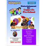 Pre-School infants and toddlers show
