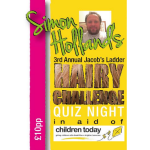 Simon Holland's 3rd Annual Charity Quiz Night