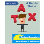 Personal Tax – When is Income Tax and Capital Gains Tax Payable?