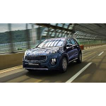 SUNDAY TIMES KIA SPORTAGE REVIEW