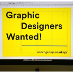 Are you a creative? The Acorn Group are recruiting!